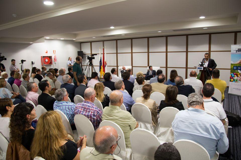 """Rodríguez Fraga """"el reto de Costa Adeje es reforzar y mantener de forma dinámica el posicionamiento del destino"""""""