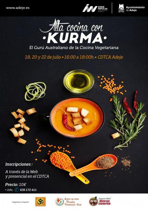 Cocina Vegetariana Revista | El Guru De La Comida Vegetariana Kurma Dasa Ofrecera Un Curso De