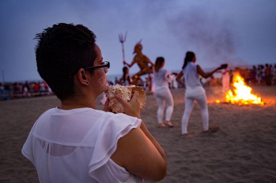 Adeje informa que todas las personas que deseen realizar hogueras o quemas privadas deberán presentar una comunicación previa