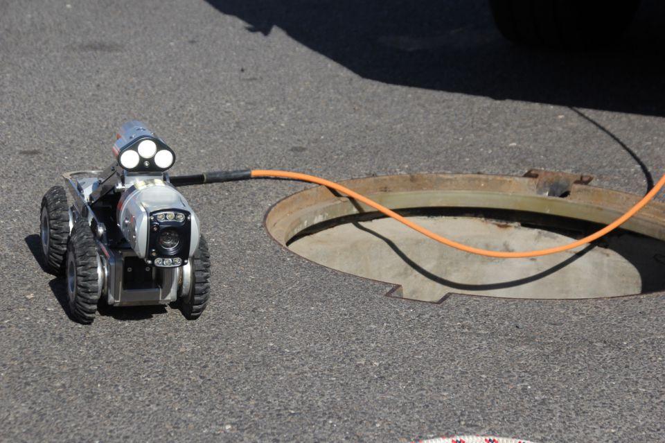 Entemanser incorpora la última tecnología en búsqueda de fugas e inspección de canalizaciones