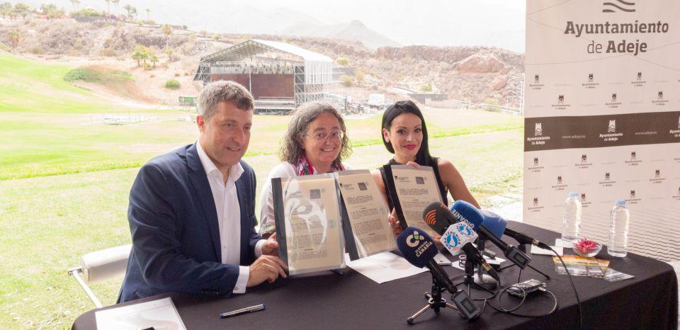 """Davinia Rodríguez asegura que el concierto con la Orquesta Sinfónica de Tenerife en Costa Adeje será """"mágico"""""""