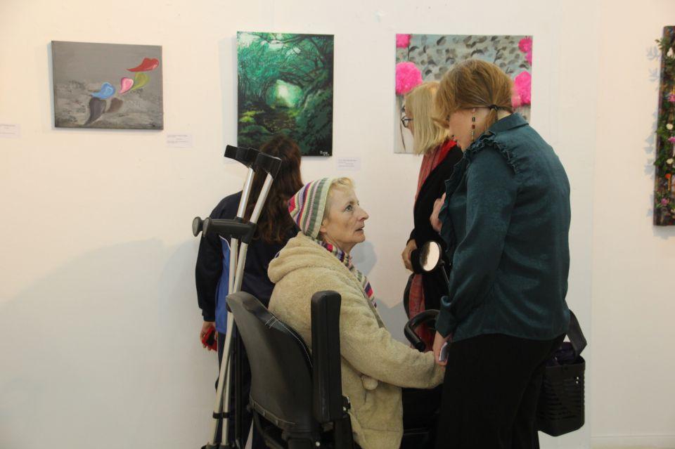"""La colectiva de arte """"Mujeres Adeje Creativa"""" abre la inscripción para que las artistas expongan sus obras"""