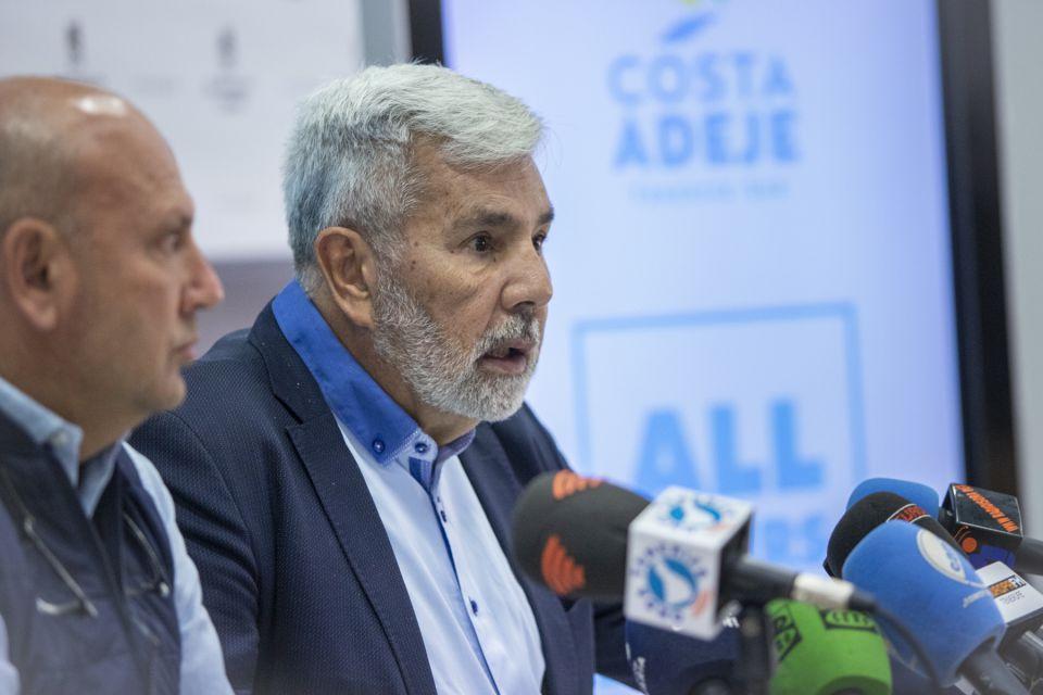 """Costa Adeje acude a FITUR """"a mantener y consolidar la buena imagen desde el dinamismo y la transformación constante del destino"""""""