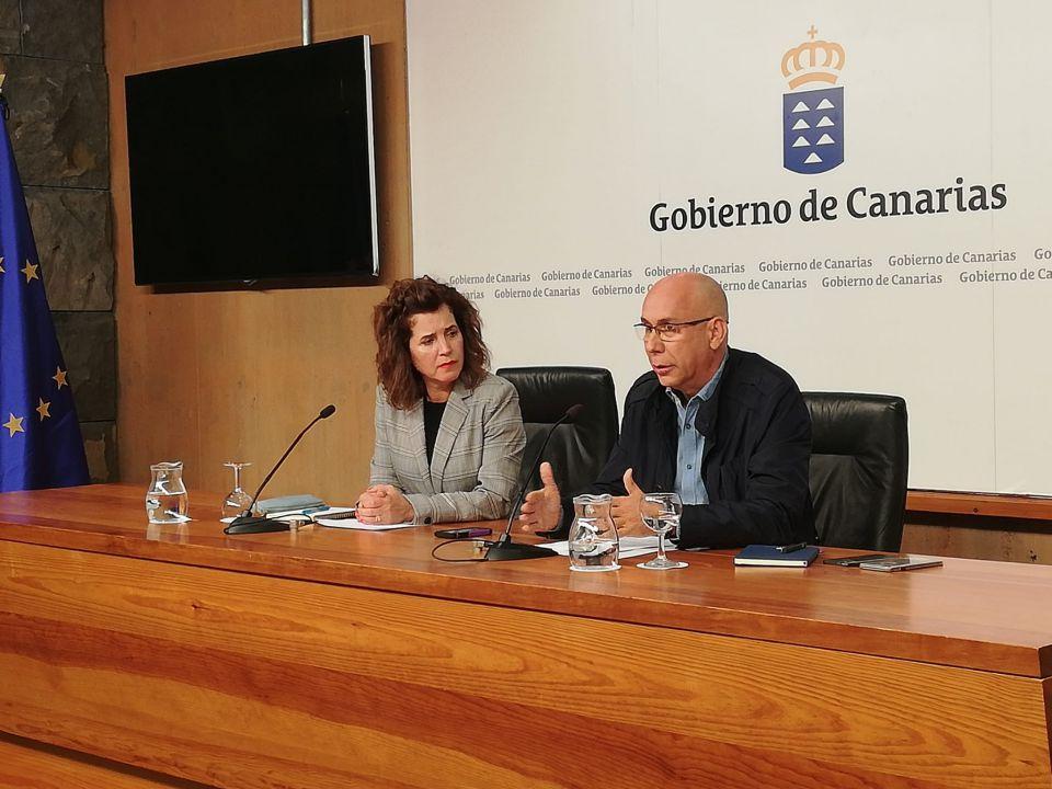 Sanidad informa que los cuatro positivos por coronavirus del sur de Tenerife continúan en buen estado de salud
